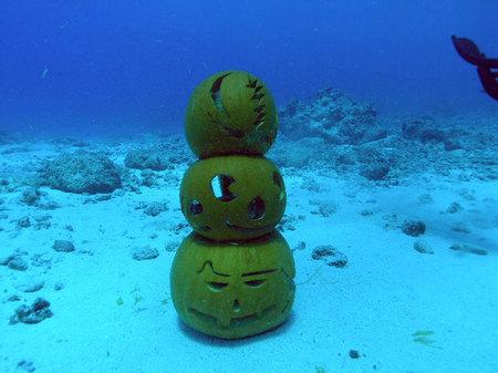 Underwaterpumpkin
